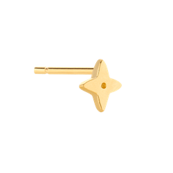 Kolczyk Bloom Gold