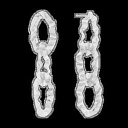 Kolczyki Mirage Silver