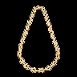 Naszyjnik Sassy Gold