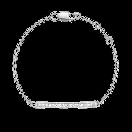 Bransoletka Chain Silver