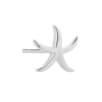 Kolczyk Mix and Match Starfish Silver