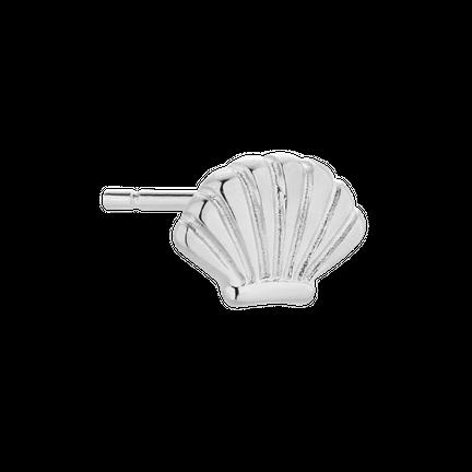 Kolczyk Mix and Match Shell Silver