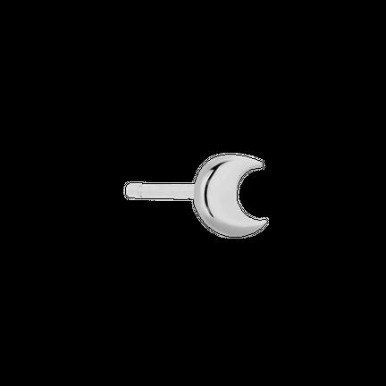 Kolczyk Mix and Match Luna Silver