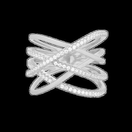 Pierścionek Tangled