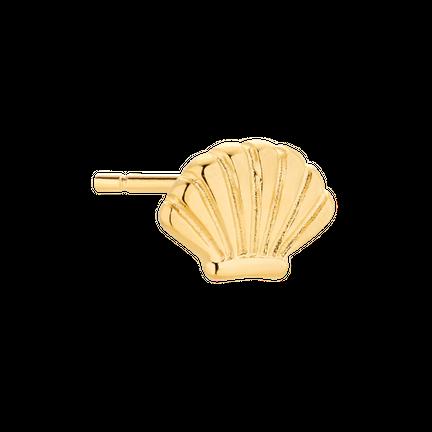 Kolczyk Mix and Match Shell Gold