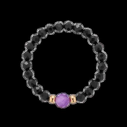 Pierścionek Lilac Dark