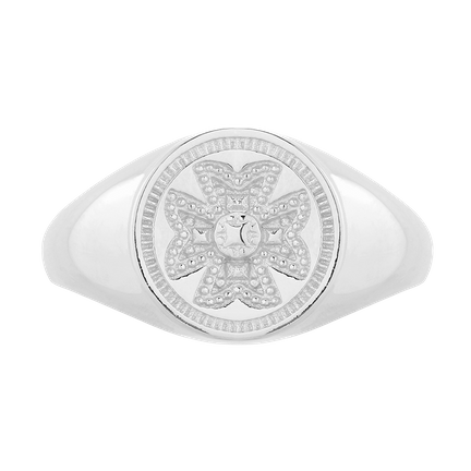 Sygnet Imperial Chic Silver