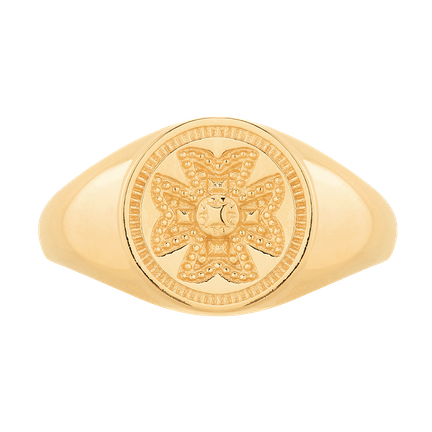Sygnet Imperial Chic Gold