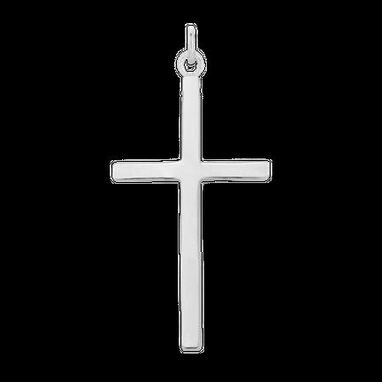 Zawieszka z krzyżykiem Silver