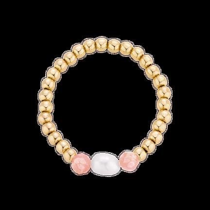Pierścionek Pearl Candy