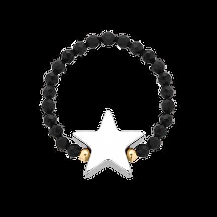 Pierścionek elastyczny Starry Night